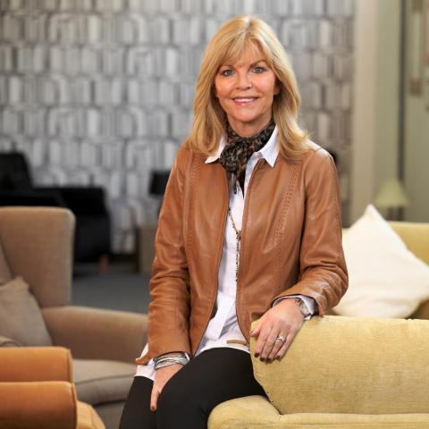 N Brown Group CEO Angela Spindler